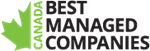 Deloitte Canadas Best Managed Company Logo